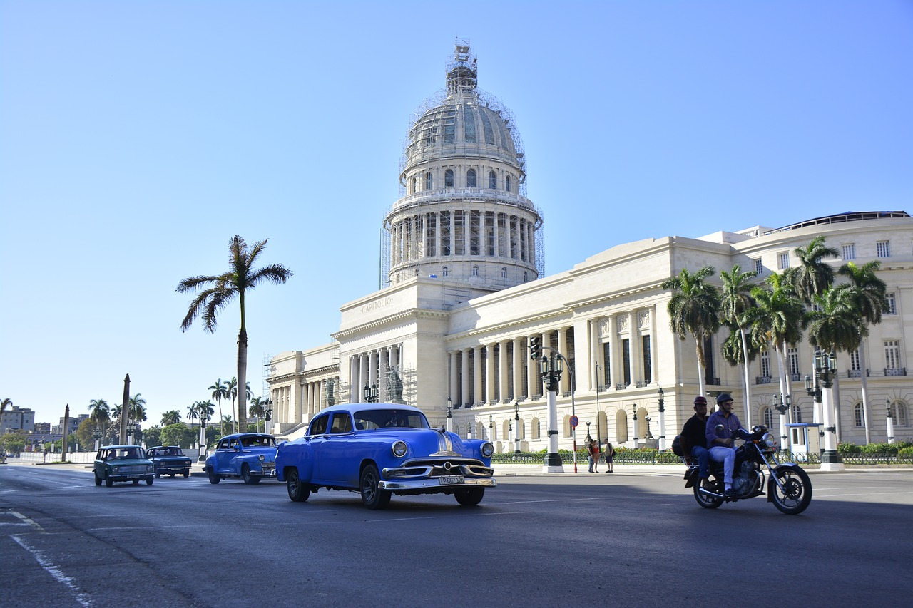 cuba holiday destinations