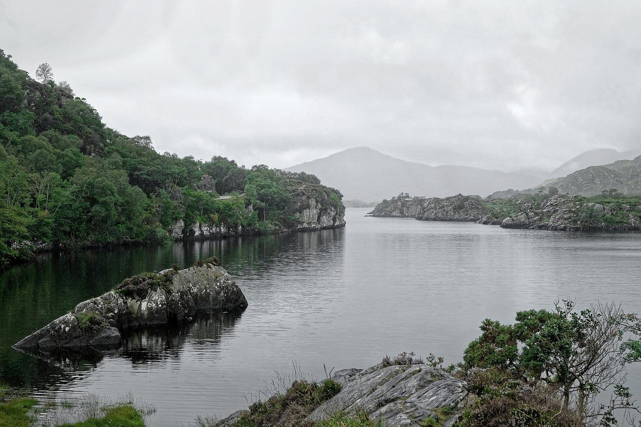 Top Irish travel places